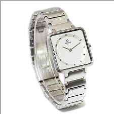 Obaku Harmony señora reloj pulsera de acero inoxidable analógico V 139 lcisc