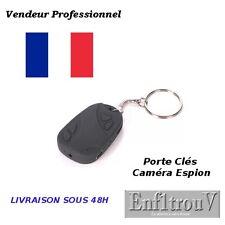 Mini Caméra Espion Porte Clés Clefs Bip Voiture Vidéo Photo 8 Go Max Spy Car Key