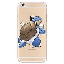Étuis, housses et coques iPhone 7 en silicone, caoutchouc, gel pour téléphone mobile et assistant personnel (PDA) à motifs