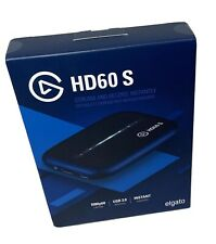 Elgato Game Capture HD60 S High Definition Game Recorder NEW