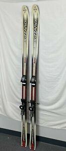 Blizzard Firebird R Downhill Snow Skis Racing 20233 With C610 Salomon Binding