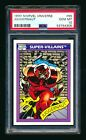 1990 Impel Marvel Universe Trading Cards 32