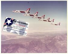 Original Photo VFP-63 Vought RF-8 F-8 CRUSADER 146890 US NAVY Squadron Photo