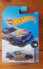 Hot Wheels 2017 HW RACE TEAM 5/5 '96 NISSAN 180SX TYPE X 225/365 (US Card) (A+/A