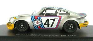 PORSCHE 911 Carrera #47 Le Mans LM 1973  R. Joest / C. Haldi 1/43 SPARK S0932