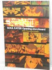 SOUL EATER Opening Storyboard Art Fan Book Atsushi Ohkubo 2008 Ltd