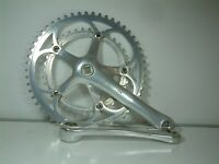 Campagnolo  Avanti 10 Speed Alloy Double Chainset 53 - 39 T 170 mm Alloy Cranks