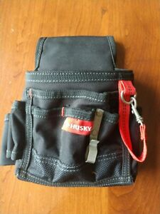 Husky Multi-Pocketed Utility Pouch-- Brand NEW