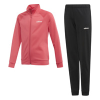 Adidas Kids Linear Tracksuit Running Young Athlete School Sport Girls Gym EH6161