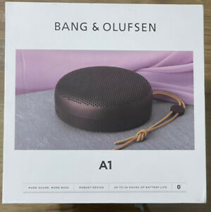 Bang & Olufsen Beoplay A1 Portable Wireless Bluetooth Speaker (Chestnut)