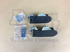 2 Compression Latch Lock LARGE NON LOCKING Horsebox Locker Doors Tack Box C5