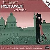Best Ever Mantovani Collection - 3 DISC SET -