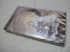 7-14 Days to USA Airmail. Used PSP Shining Ark Japanese Version SEGA