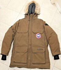 MENS Canada Goose Expedition Down Parka Size Medium purchased 1999 Olive M
