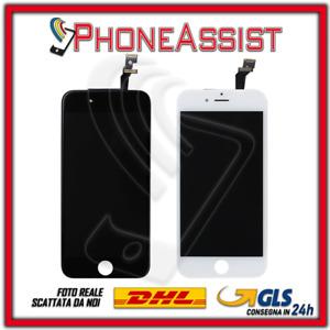 DISPLAY LCD VETRO TOUCH Per Apple iPhone 6 SCHERMO 6G ORIGINALE TIANMA