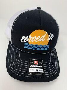 Zeroed In Richardson 112 Snap Back Hat