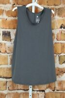 WOMEN'S ATHLETIC TANK TOP DARK GREY XXL - ALL IN MOTION NEW WITH TAGS!
