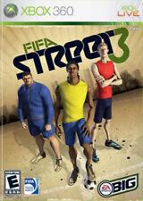 FIFA Street 3 Xbox 360 New Xbox 360
