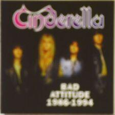 CD - Cinderella  - Bad Attitude 1986-1994 - #A962
