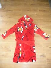 Bademantel Angry Birds Gr. 122/128