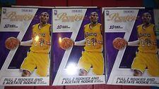 2015-16 PANINI Prestige Basketball (3) Hanger Box lot 2 RC & 1 Acetate RC Per Av