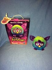 Hasbro Furby Furbling Crystal Series---Purple, Green & Blue---Interactive---BOX