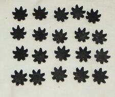 Softspikes Black Widow 20 Small Metal Thread Golf Shoe Spikes