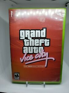 Grand Theft Auto Vice City GTA | The Xbox Collection Edition | W/ Manual No Map