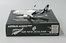 JC Wings 1:400 Air New Zealand Airbus A320-200 NEO 'New Colours' ZK-NHA