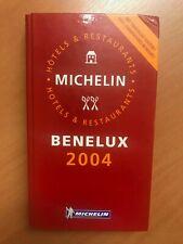 Guide Michelin Benelux 2004