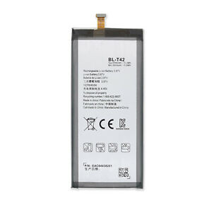 4000mAh 3.87V Replacement Phone Battery for LG V50S ThinQ V50 BL-T42 V500XM