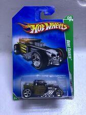 2009 Hot Wheels Bone Shaker SUPER TREASURE HUNT STH Real Riders