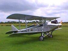 Avro Avian 1920's British Light Trainer Aircraft Wood Model Regular New