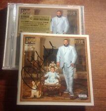 Dj Khaled - Grateful 2 cd set factoy sealed with AUTOGRAPHED booklet