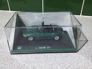 Z4 BMW Metallic Green Open Top 1-43 Scale Cararama New Quality Model
