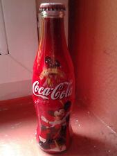 rare bouteille disney coca cola disneyland paris walt disney studio mars 2002