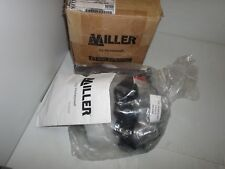 "*NEW IN BOX Miller 9065/Bk Beam Trolley - Beam Size 3 to 4-1/2"" 400 Lb Capacity"