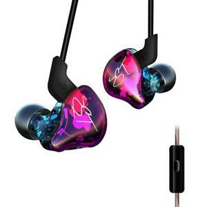KZ ZST Pro HiFi Bass Music Sport In-Ear Stereo Earphone Earbuds Headphone lot