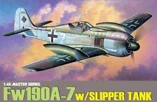 """Dragon 5545 1/48 Focke-Wulf Fw190A-7 """"Doppelreiter"""" w/Slipper Tank"""