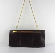 Pochette borsetta in pelle da sera teatro fashion vintage Design elegante