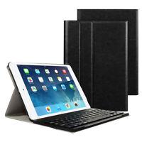 Clavier Bluetooth AZERTY Keyboard Coque Housse Étui iPad Pro 9.7 2017 2018 5/6th
