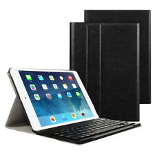 Clavier Bluetooth AZERTY Keyboard Coque Housse Étui iPad Pro 9.7 2017 2018 5/6th