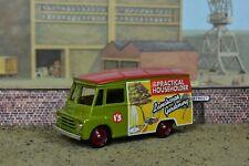 R&L Diecast: Lledo Days Gone Morris LD 150 Van Practical Householder Magazine