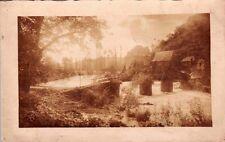 """LAGNES photo-carte """"le moulin de lagnes"""" concours de photo de PARIS 1927"""