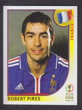 Panini - Korea Japan 2002 World Cup - # 37 Robert Pires - France