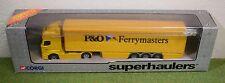 CORGI SUPERHAULERS 59548 RENAULT PREMIUM CURTAINSIDER P&O (SILVER BOX)