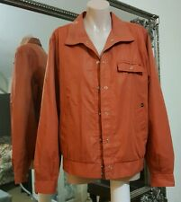 Sportscraft JacketSzM/L.Light weight polished cotton & fully lined.As new condit
