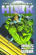 Incredible Hulk: Dogs of War by Ron Garney & Paul Jenkins 2001 TPB Marvel OOP