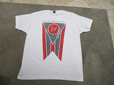 NEW 21 Pilots Concert Shirt Adult Extra Large Twenty One Pilots White Band Tour