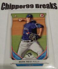 Sean Reid-Foley 1st 2014 Bowman Card Toronto Blue Jays #SRF  MLB Debut!